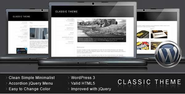 Classic WordPress Theme Presented by TipTechNews