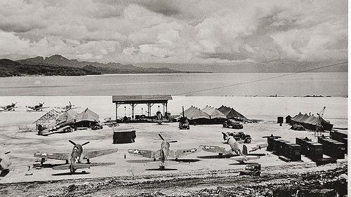 Vella Lavella airstrip 1944 worldwartwo.filminspector.com
