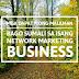 Mga Dapat Mong Malaman Bago Sumali Sa isang Network Marketing Business