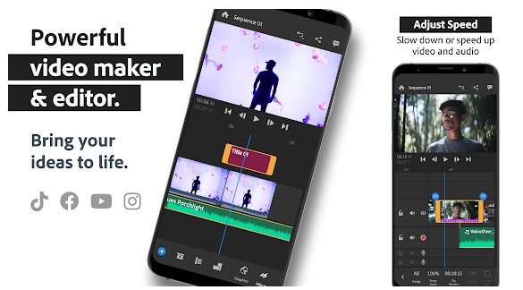 Best Mobile Video Editor Apps 2021