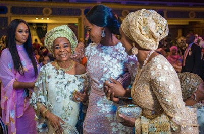 bukola saraki daughter wedding