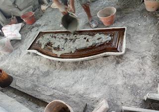 ILMU TEKNIK - pembuatan ornamen dari bahan beton