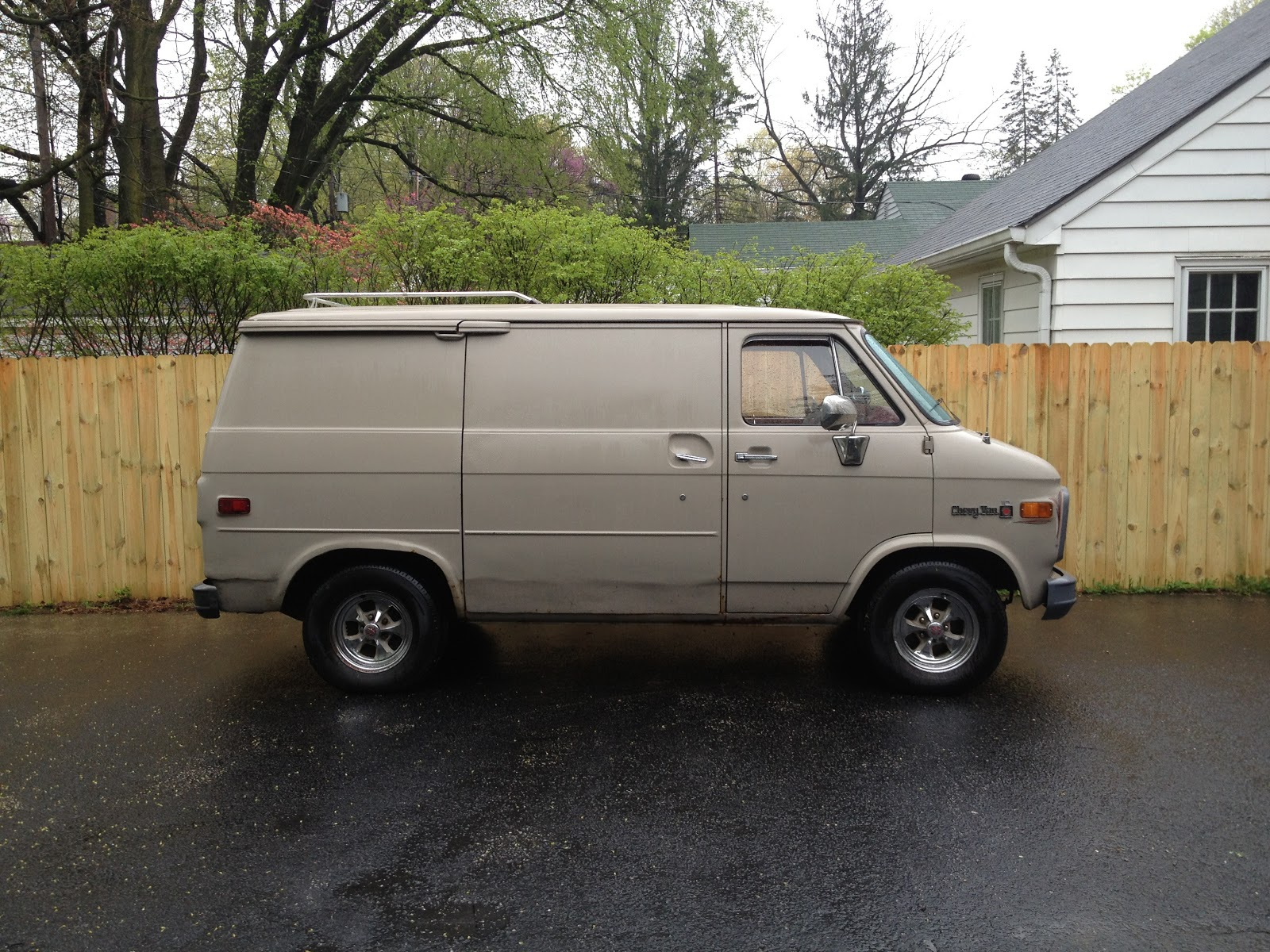 artifacts of action: 1978 chevy g10 shorty