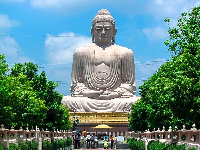 Bodh Gaya Temple - Tourist Guide Hotels and More