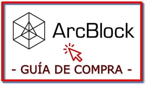 Arc Block (ABT) Comprar y Guardar en Wallet Tutorial en Español Paso a Paso