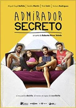 Admirador secreto, film