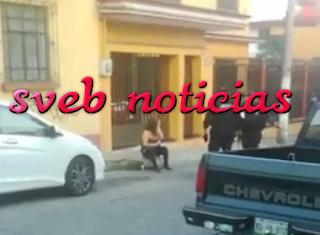 BALACERA EN CORDOBA deja un ejecutado y una mujer herida