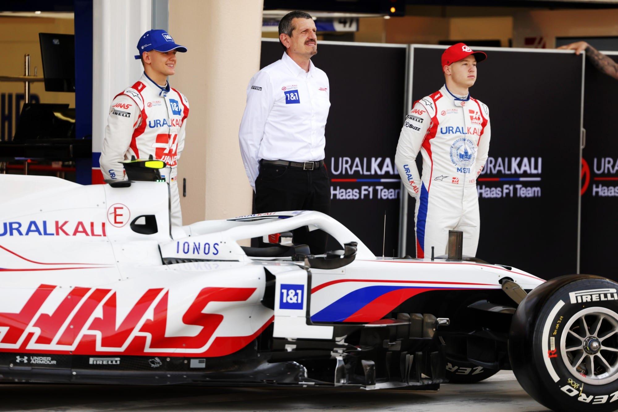 Mazepin critica privilégios de Mick Schumacher na equipe Haas