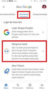 cara melihat password instagram yang tersimpan di android