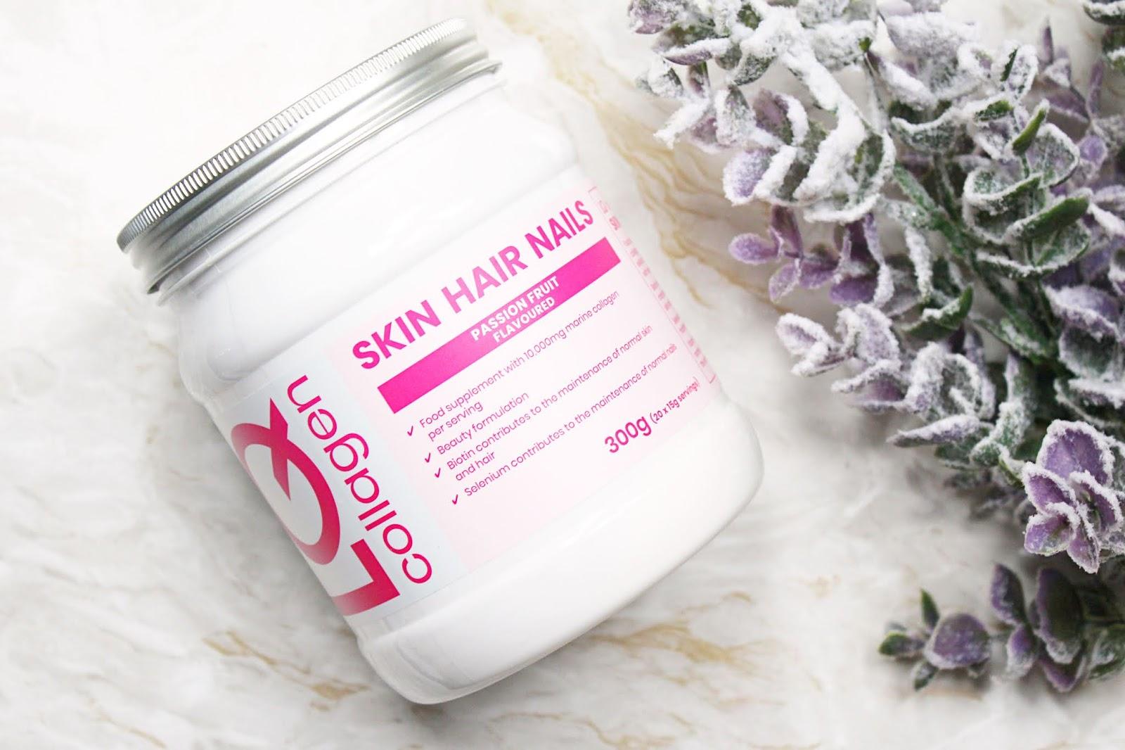 LQ Skin Hair & Nails Collagen Powder