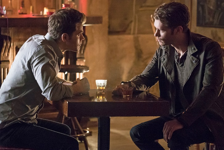 The Vampire Diaries / The Originals Crossover - Promos + Interviews + First Look Photo *Updated*