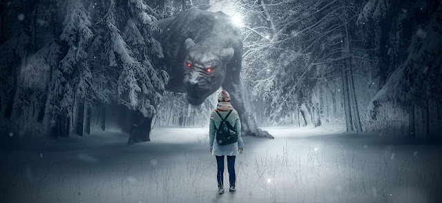 أجمل خلفيات الخيال والرعب