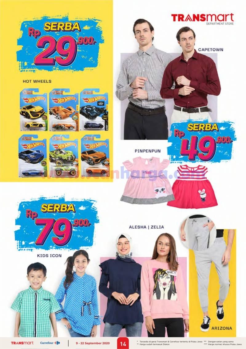 Katalog Promo Carrefour 9 - 22 September 2020 14