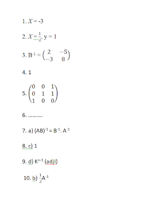 12th Maths Assignment Answers TN SCERT