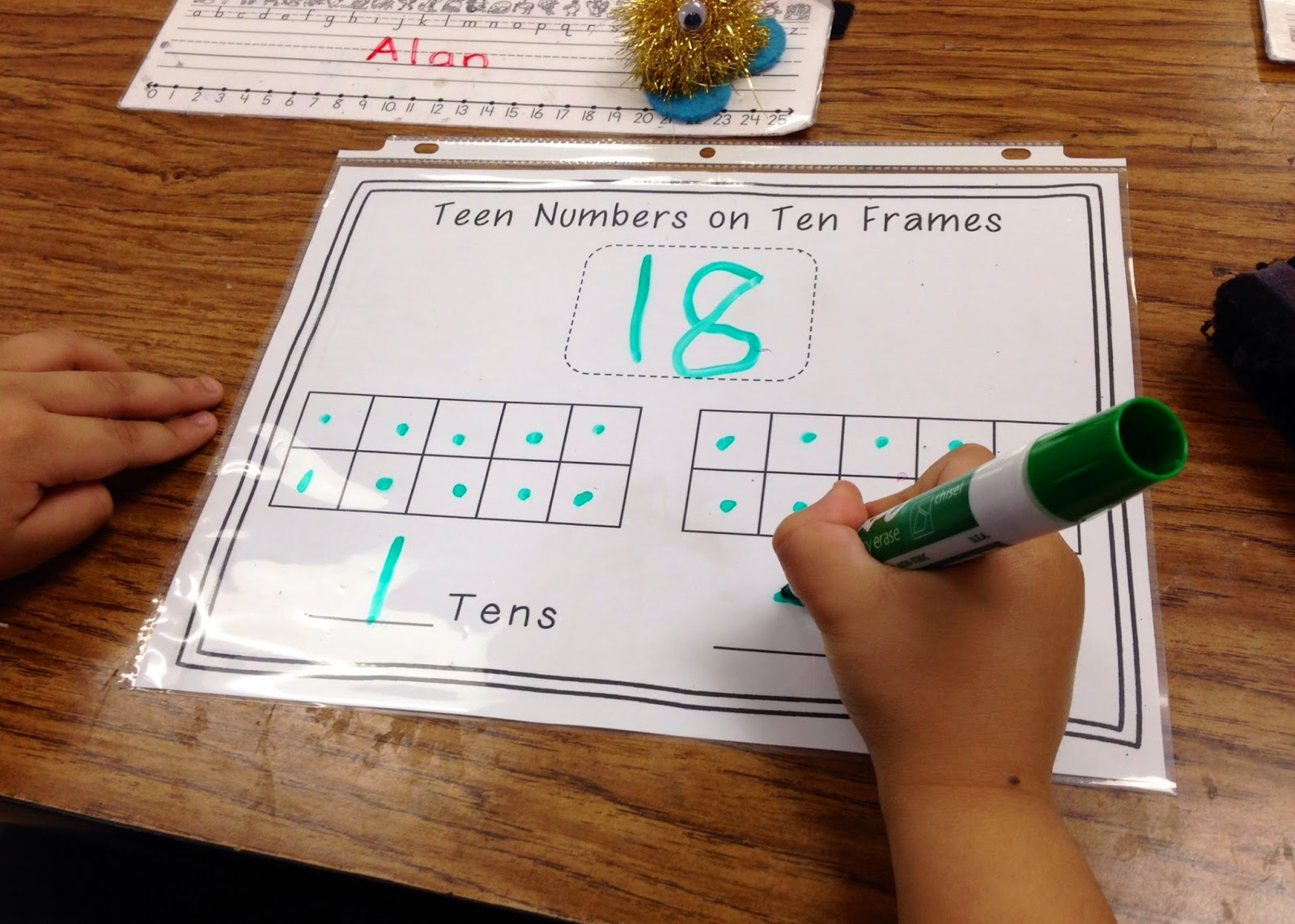 A Spoonful Of Learning Insects Amp Teen Numbers Part 2