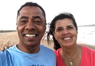 A vice-governadora da Paraiba Lígia e Damião Feliciano testam positivo para Covid-19