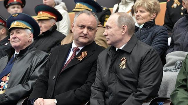 Как Кремль встречает топ-гостей на парад Победы в Москве