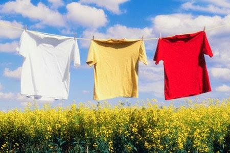 Hình Ảnh Cách bảo quản áo thun đồng phục