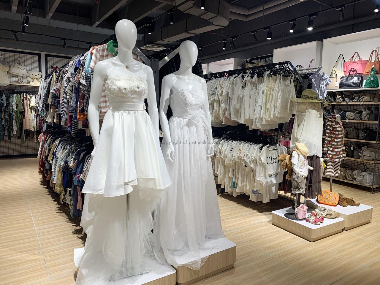 Kedai Baju Bundle Subang Jaya