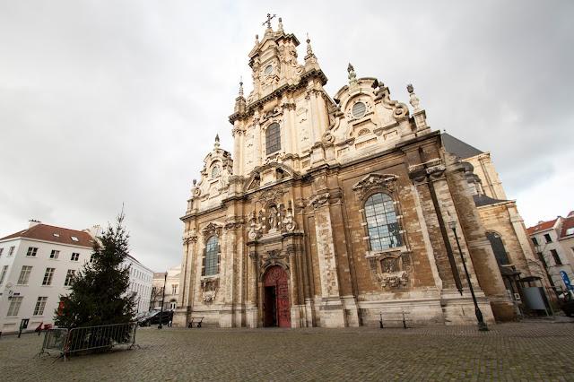 Chiesa di San Giovanni Battista al Beghinaggio-Bruxelles