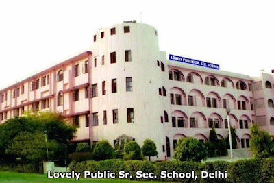Lovely Public Sr. Sec. School, Delhi