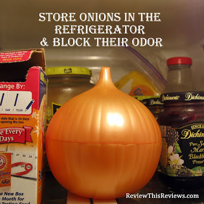 Refrigerator Onion Storage Keeper Reviewed