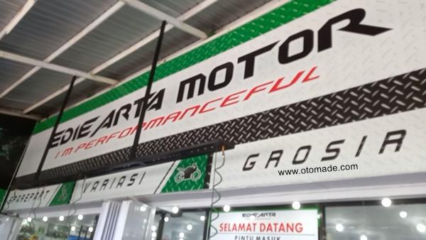 Edie Arta Bengkel Motor Keren di Singaraja