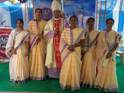Five Sisters Make Final Vows