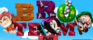 Bro Team Awesome Adventure Action Online Games Free Play