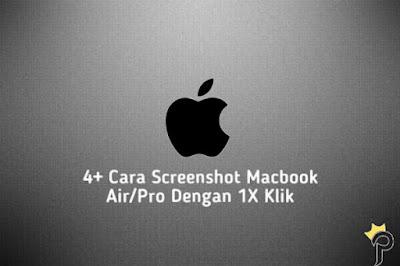 4+ Cara Screenshot Macbook Air/Pro Dengan 1X Klik