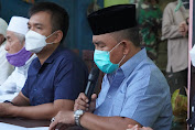 Pandemi, Bupati Tamba Ingatkan Ibadah Tetap Jalan Tanpa Abaikan Prokes