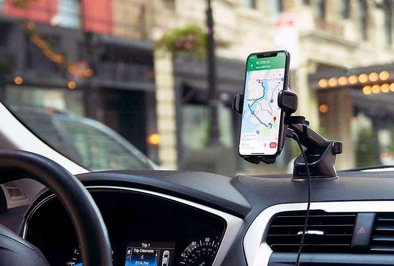 Smartphone Jadi Penunjuk Arah di Mobil (bestproducts.com)
