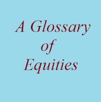 A Vocabulary of Equities