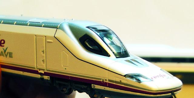 Principales Rutas Trenes AVE