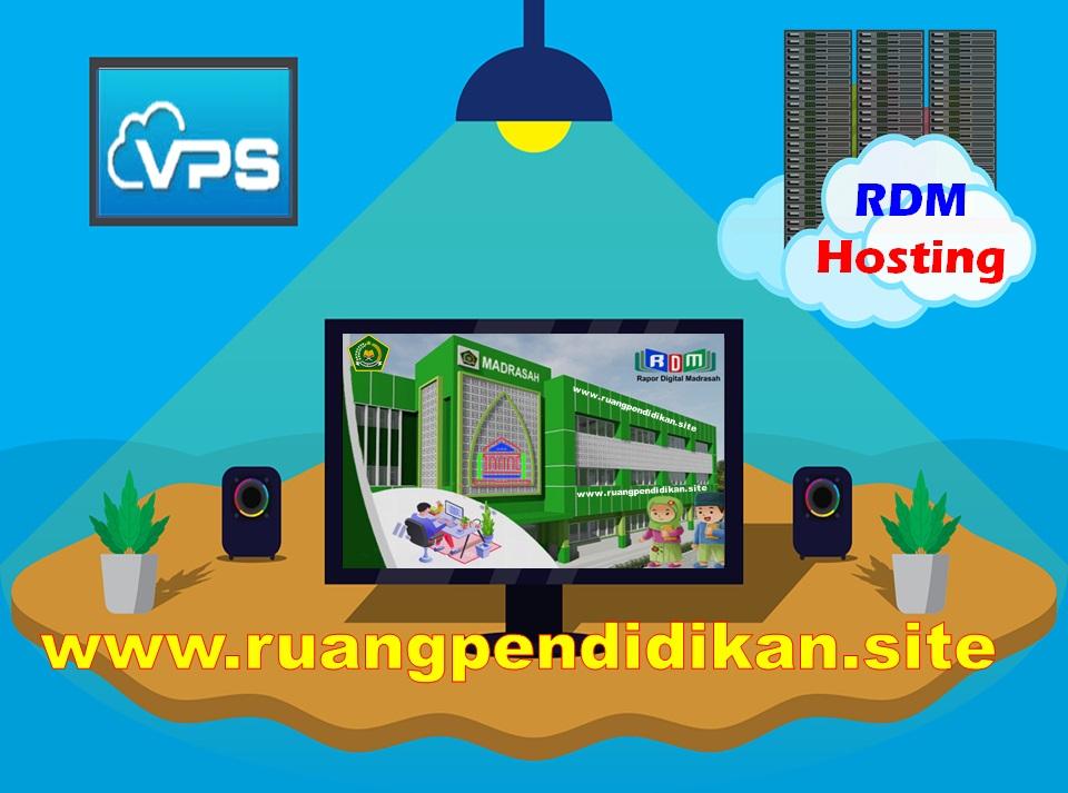 RDM Versi Hosting