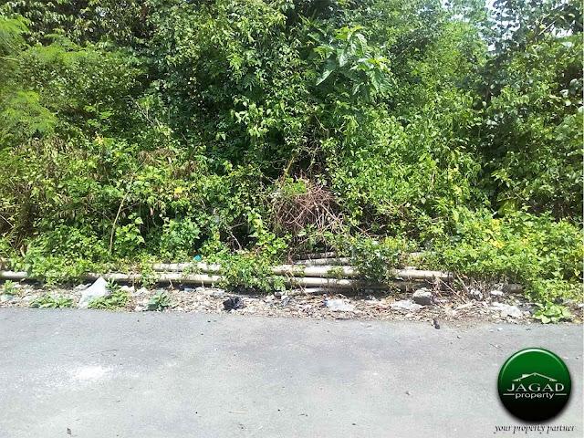 Tanah Akses jalan Aspal dekat Kampus UII