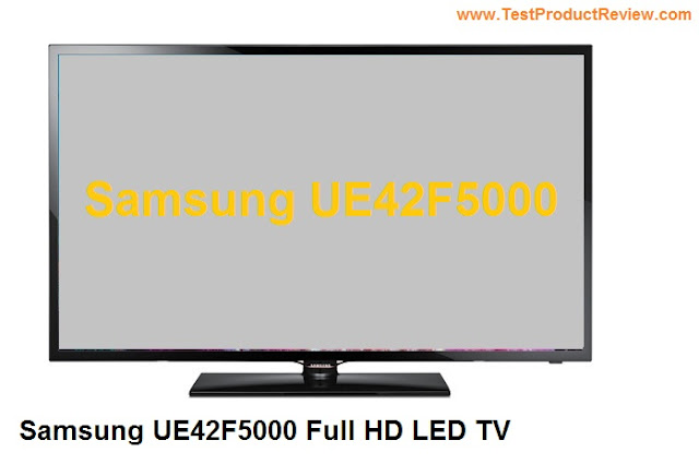 Samsung UE42F5000 review