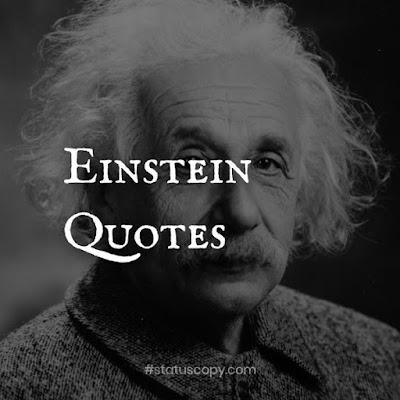 50+ Albert Einstein Famous Quotes 2019