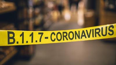 2 Warga Karawang Terpapar Virus Corona B117 Usai Bepergian ke Luar Negeri