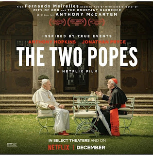 The Two Popes (2020) Movie Review