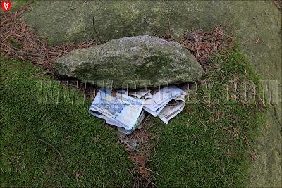 Чертов камень и деньги