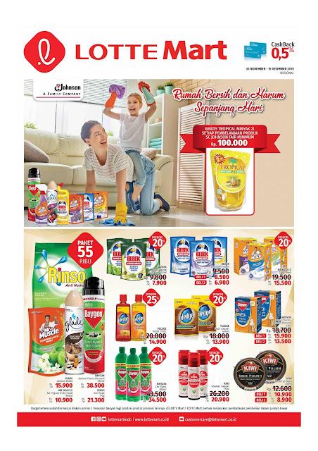 #LotteMart - #Promo Katalog 2 Minggu Periode 30 Nov - 15 Des 2019