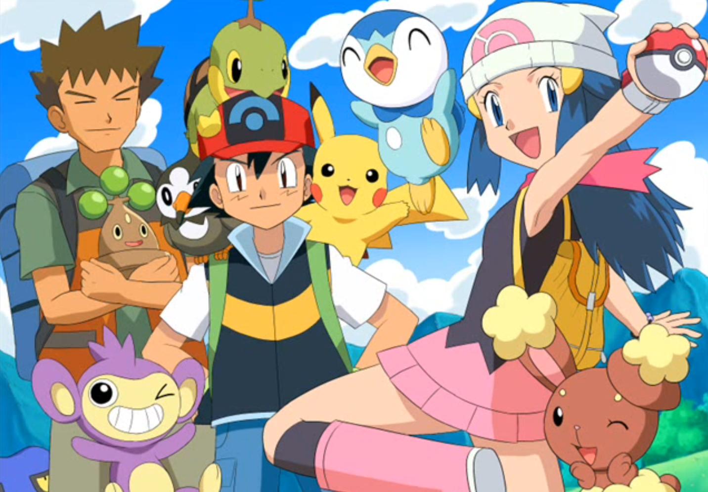 [Anime/Game do Mês] - Pokémon 1/2 Screenshot_1