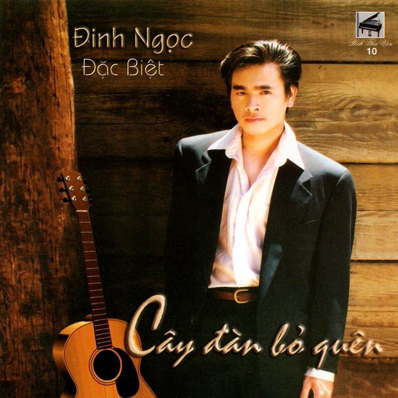 Bích Thu Vân CD010 - Đinh Ngọc - Cây Đàn Bỏ Quên (NRG)