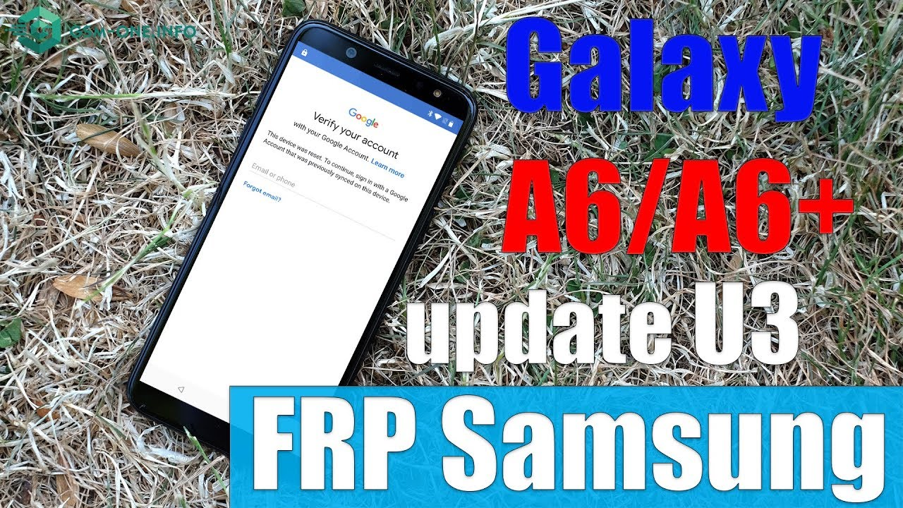 ujjal telecom: SAMSUNG A6+ A605G U3 FRP REMOVE DONE WITHOUT