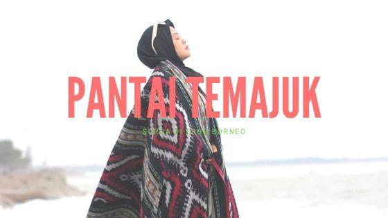 Potret Wisata Pantai Temanjuk indahnya Alam Kalimantan