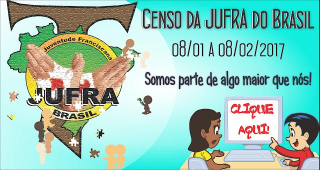 CENSO DA JUFRA DO BRASIL 2017