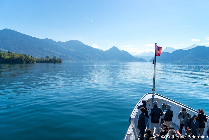 Lucerne to Vitznau Boat 5 Reasons Why You'll Want the Swiss Travel Pass