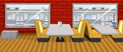 Hooda Escape: Train Station