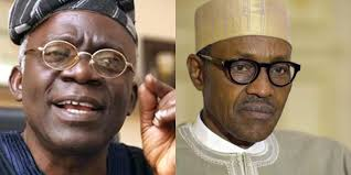 FALANA TO BUHARI: Since you've embraced rule of law, also release El-Zakzaky, others